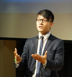 Public Speaking, Hong Kong (2017)