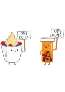 3 probiotics